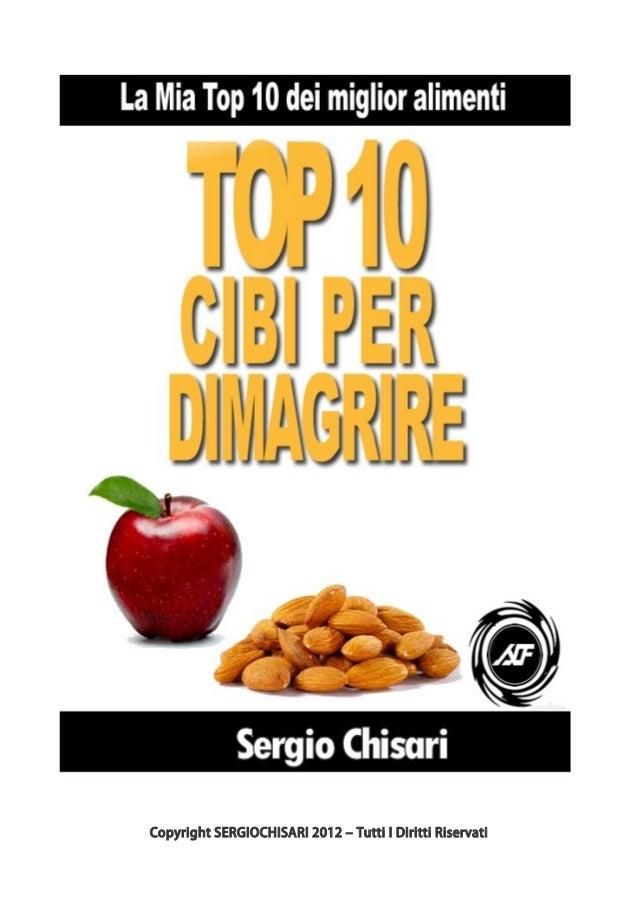 Copyright SERGIOCHISARI 2012 – Tutti I Diritti Riservati