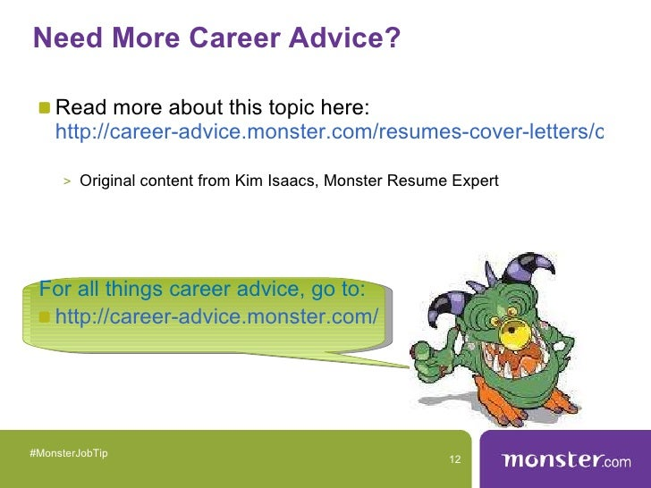 Writing a Cover Letter | Monster com