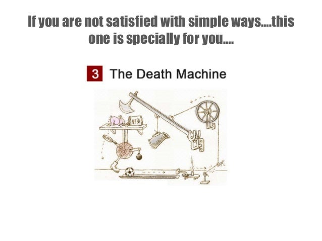 What is the best way to commit suicide?