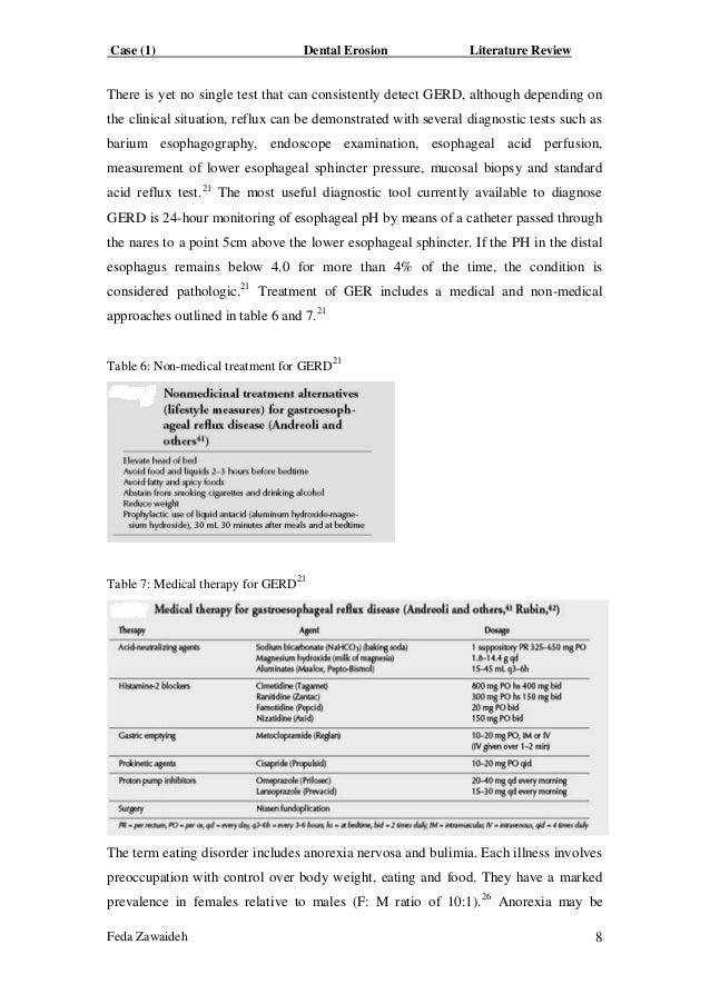Dental erosion in children a literature review