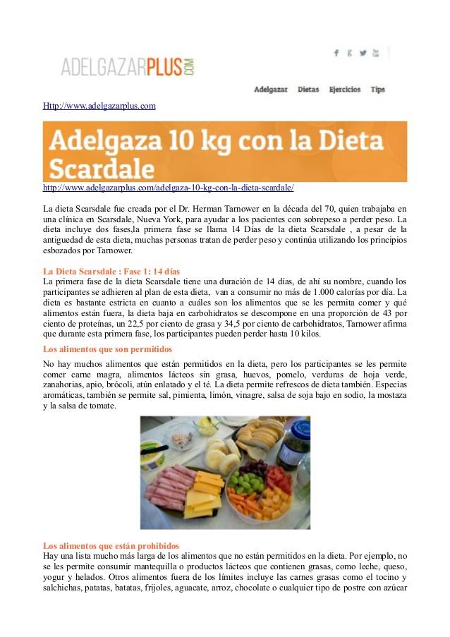 dietas malucas
