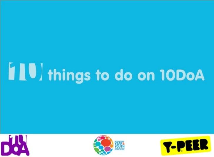 10 Steps for 10 DoA (English)