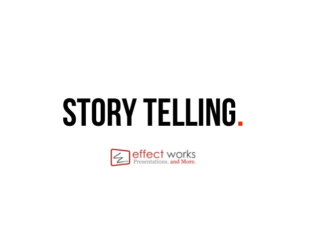 10+ Don'ts of Good Story Telling
