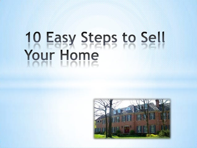 • Pricing your house properly is one of the major elements of selling your  house in a affordable period of time. But the ...