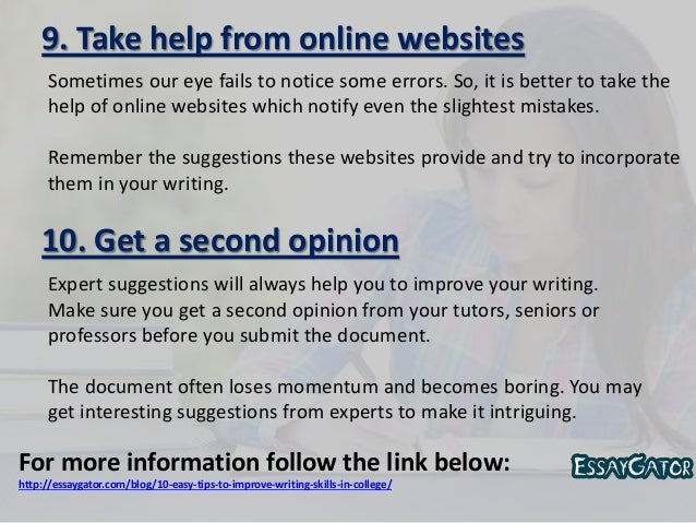 websites to help improve writing skills Source: liz phillips contact at ljphillips@wcsk12vaus page 1 interactive websites to improve student writing skills, grades 3-5 get the scoop.