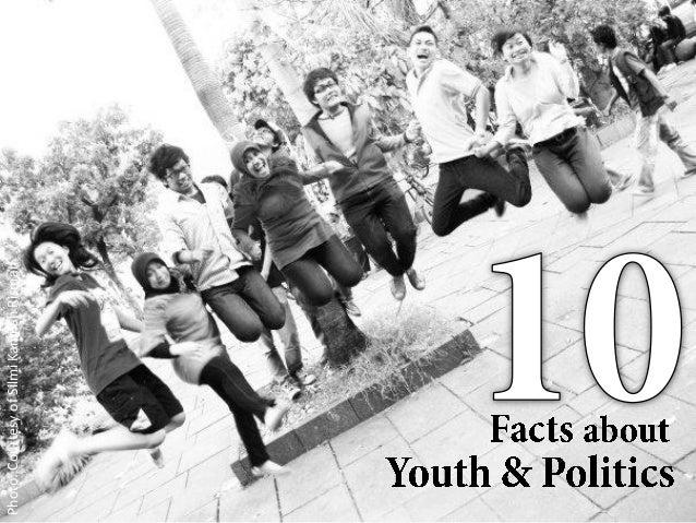[plan politika] Indonesian Youth and Politics : 10 Facts about Indonesian Youth and Politics (Slide by Plan Politika)