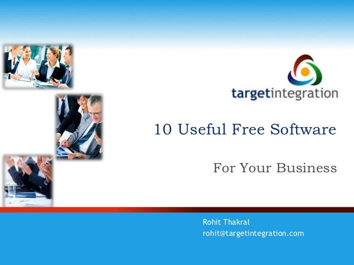 10 free software for your business