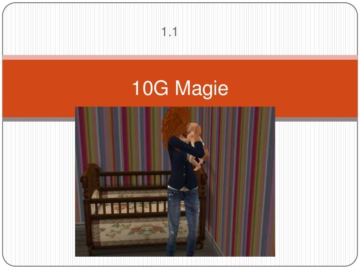 1.110G Magie