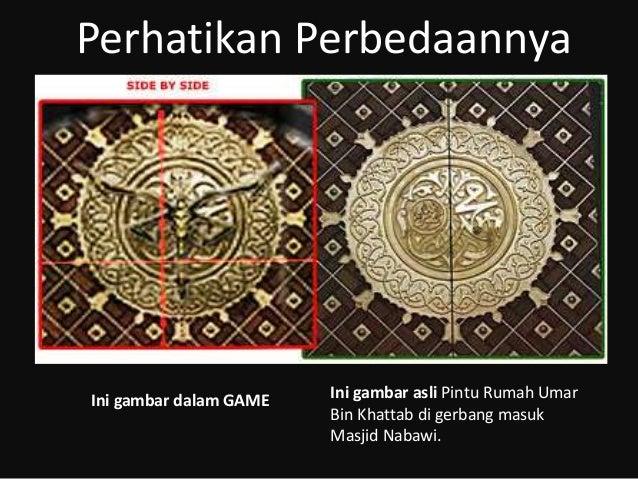 5 Daftar Game yang menghina agama islam