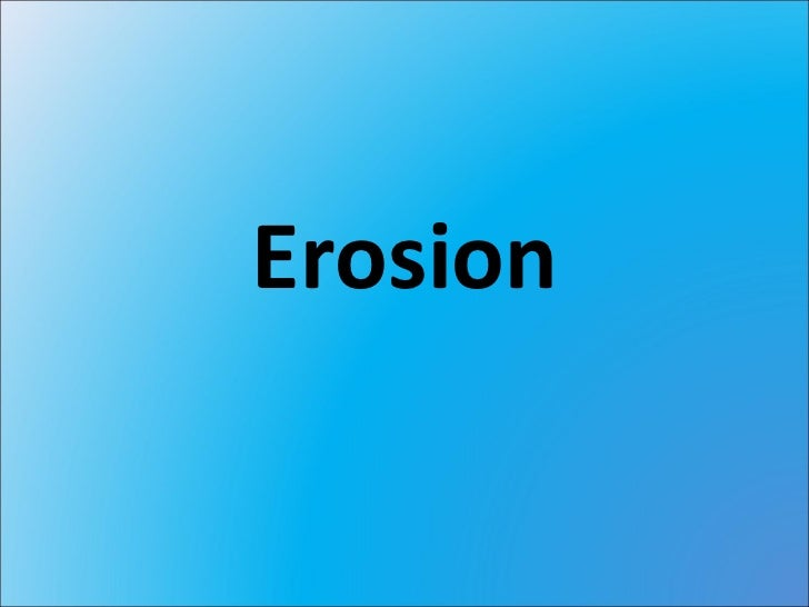 10 geography erosion
