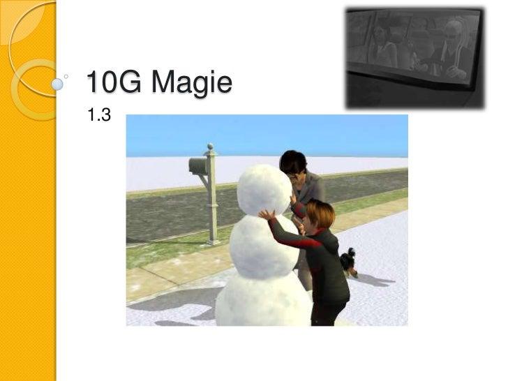 10 g magie