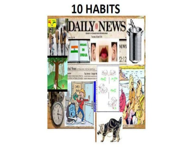 10 good habits catalyst
