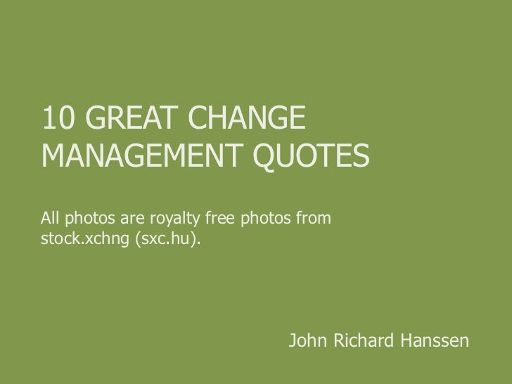Managing change quotes pinterest