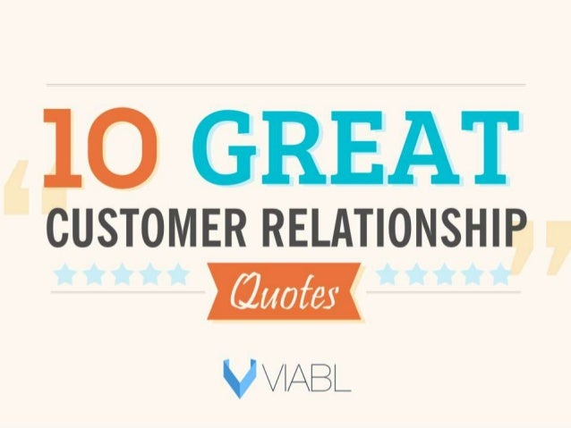 Relationship business quotes