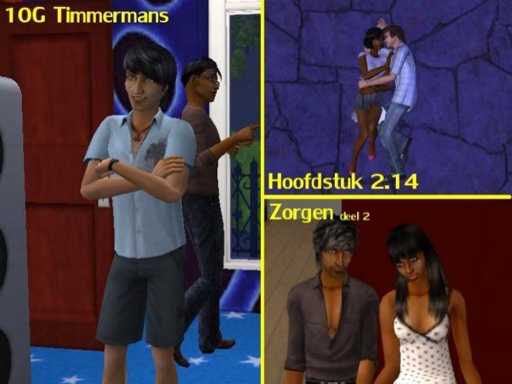 10G Timmermans: Hoofdstuk 2.14: Zorgen deel 2