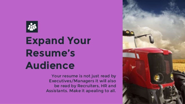 TOP 10 Equipment Resume Tips