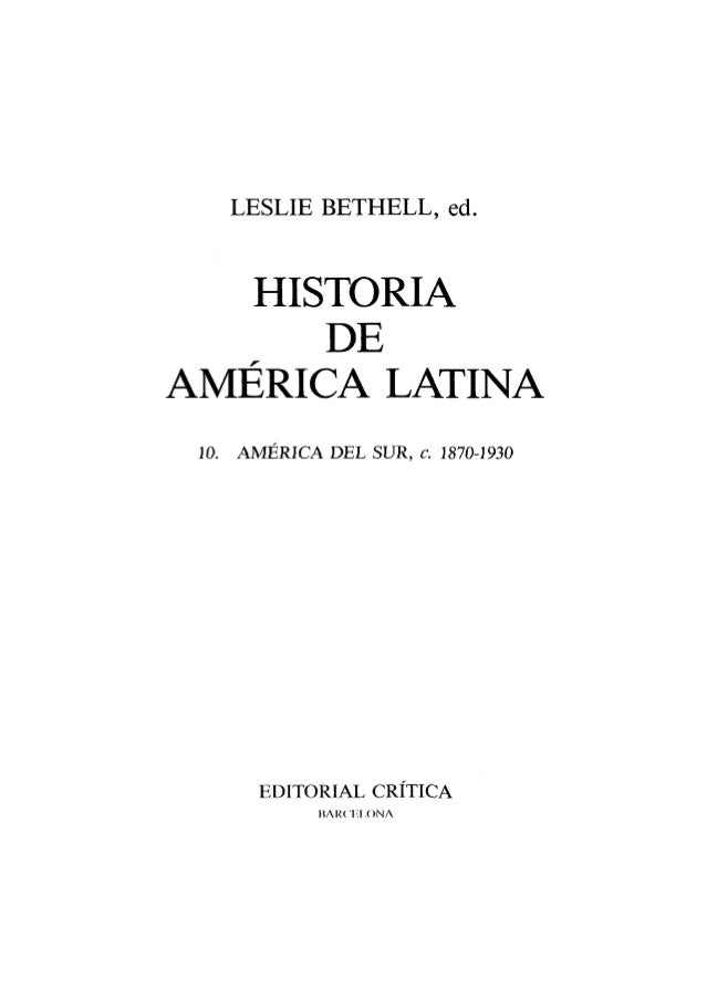 10 historia de america latina   leslie bethell ed cambrige university