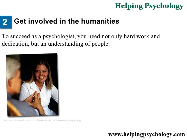 Becoming a Psychologist?