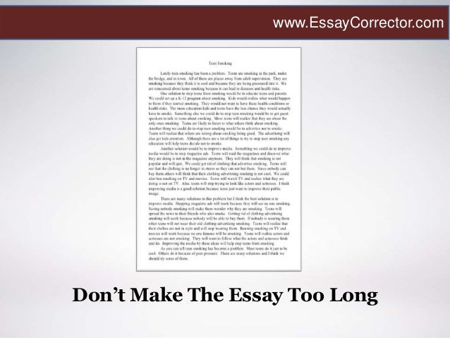 English Essay Questions Correct Essays How To Correct Student Essays Correct English Correct Essays  Correct Essay Online Correct Essays Sample Synthesis Essays also Essay On Importance Of English Language Image Slidesharecdn Com Ideashowtocorrectanessay How To Correct  Simple Essays For High School Students