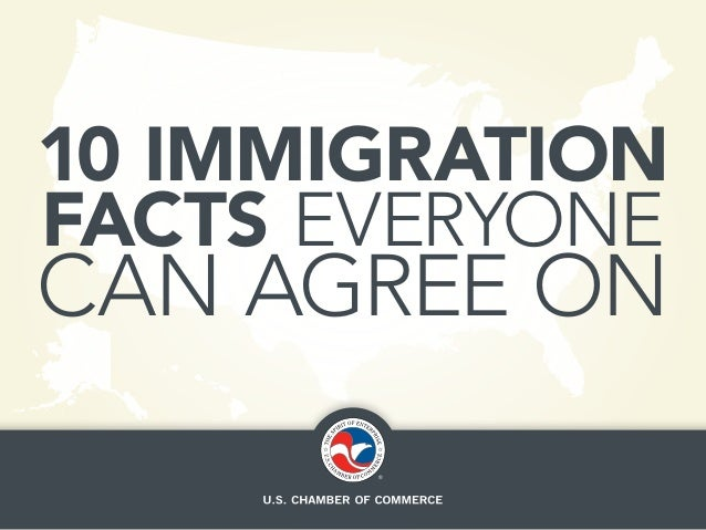10 Immigration Facts Everyone Can Agree On