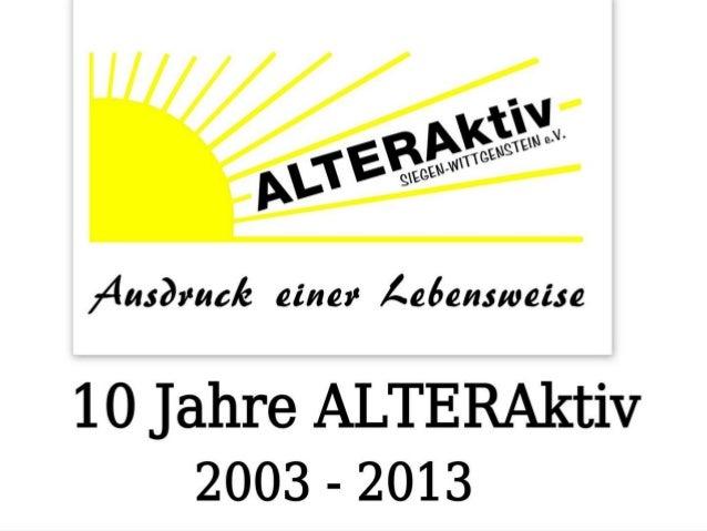 Seniorenbeirat der Stadt Siegen, in einer Urwahl 1997 gewählt. Erich Kerkhoff, Rolf Kretzer und Eckhard Wilhelm, lernten s...