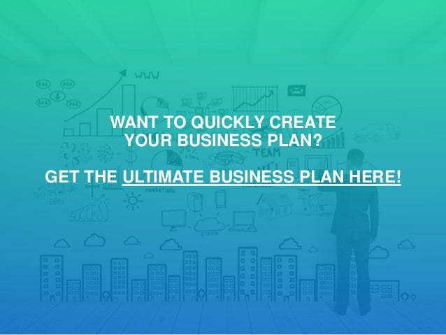 Need help with business plan
