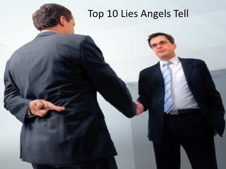 Top 10 Lies Angels Tell