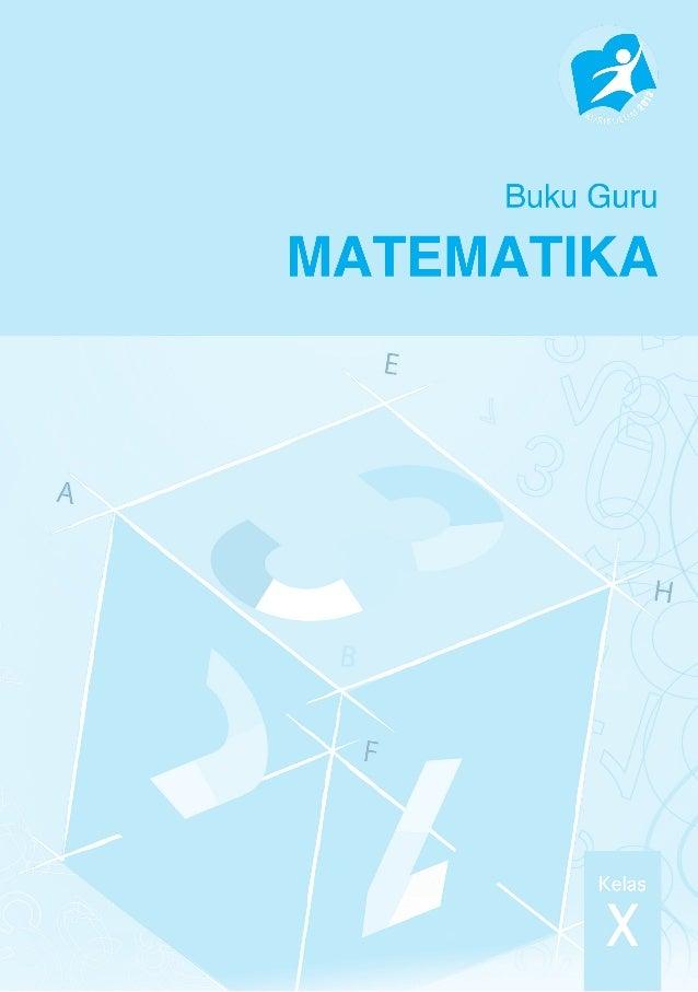 iiii Buku Guru Kelas X Hak Cipta © 2013 pada Kementerian Pendidikan dan Kebudayaan Dilindungi Undang-Undang MILIK NEGARA T...