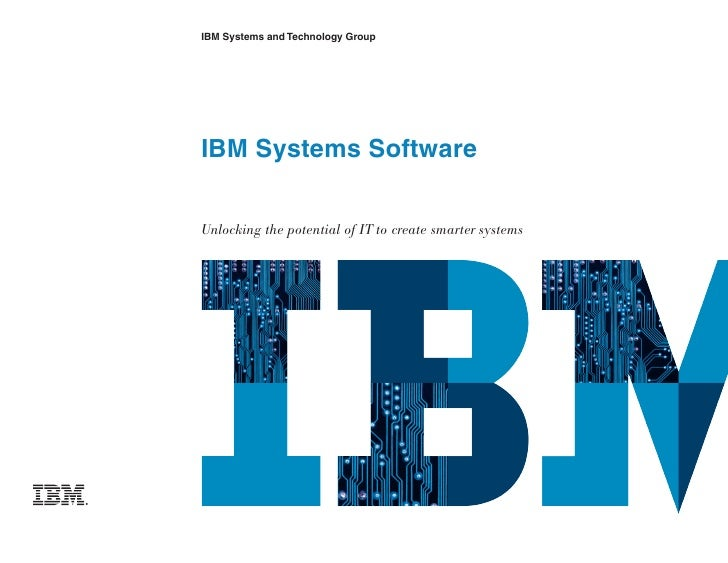 IBM's power software  and solution guide