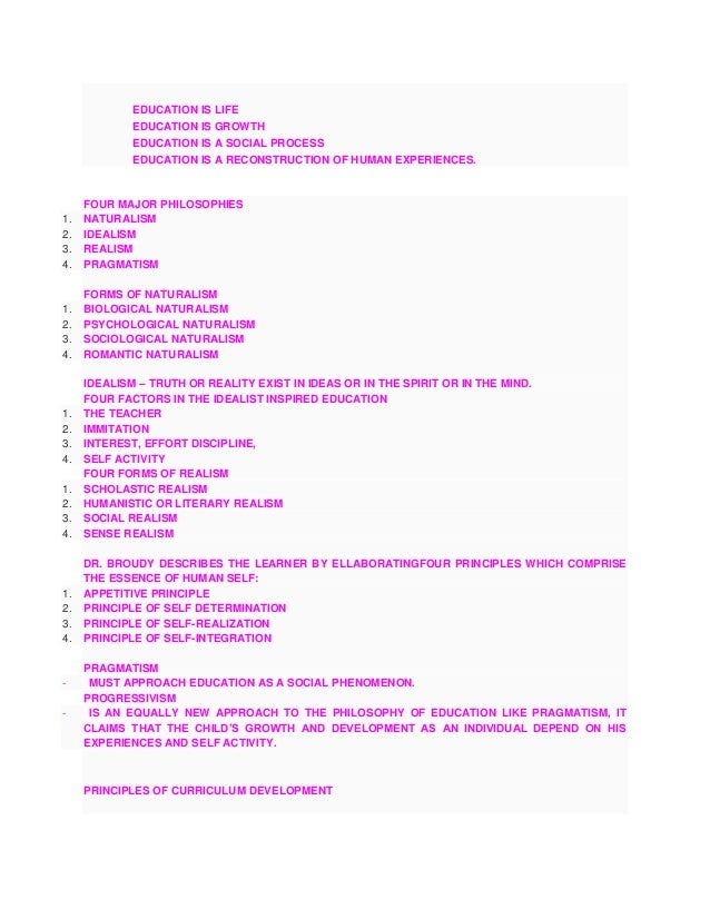 philosophy of education paper outline Structuring a philosophy paper philosophy assignments generally ask you to consider some thesis or argument, often a thesis or argument that.