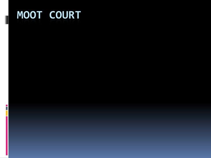 10 moot court
