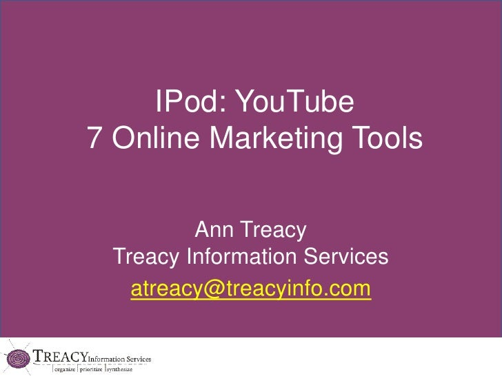 7 Online Marketing Tools   Real Estate