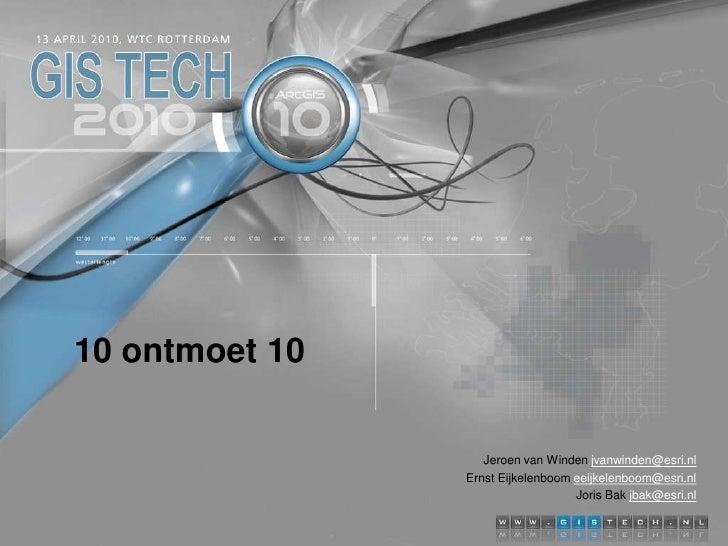 10 Ontmoet 10