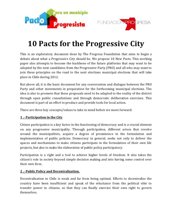 10 pacts for_the_progressive_city_pactos_english_progresa