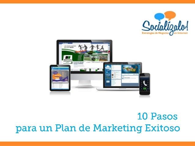 10 pasos plan de marketing Cómo escribir un brief de marketing en 10 sencillos pasos  necesidades de  comunicación, mercado objetivo y plan de ejecución ¿se logrará.