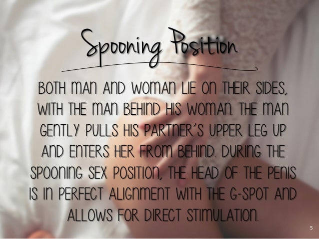 The Best Sex Position To Hit The G Spot