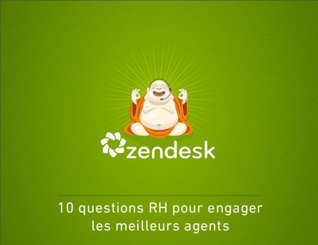 10 questions RH pour engager les meilleurs agents
