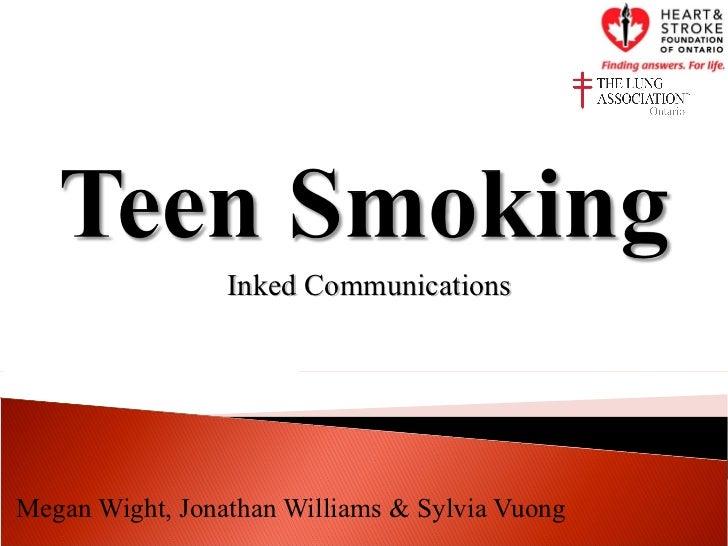 Megan Wight, Jonathan Williams & Sylvia Vuong Inked Communications