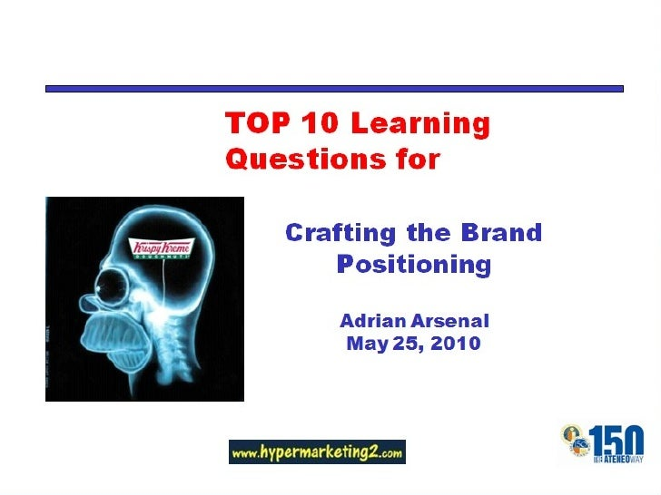 Adrian Arsenal 10 questions chapter 10