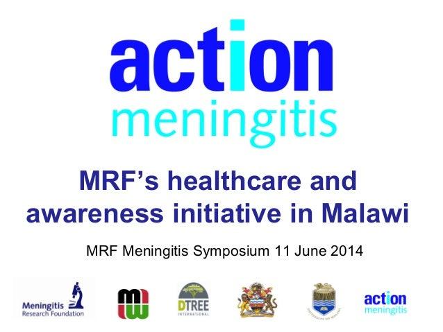 Action Meningitis in Malawi