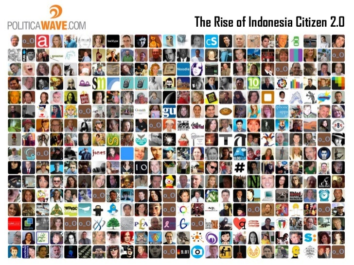 The Rise of Indonesia Citizen 2.0
