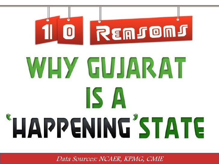 10 Reasons Why Gujarat is a 'Happening' State