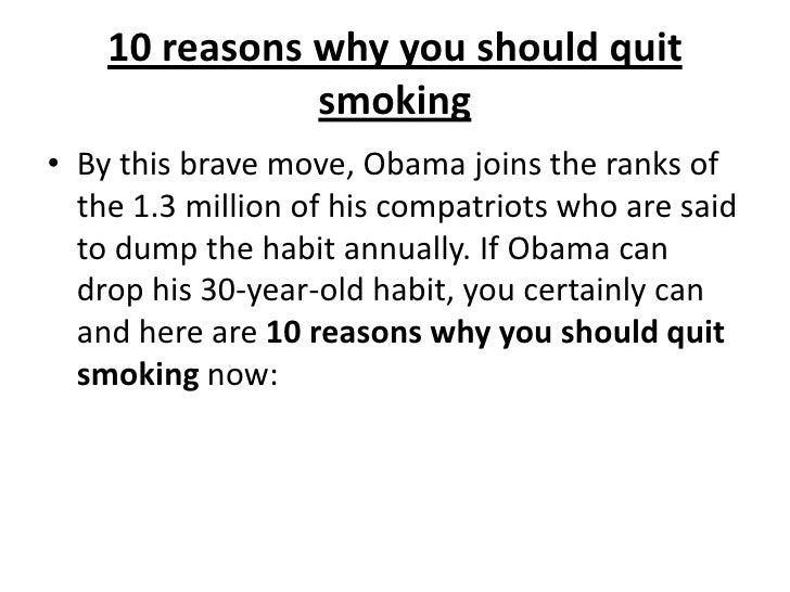 expository why smoking should be Exposition smoking should be banned categories: uncategorized why would you want to smoke any way, its just ash that will burn in 1 minute.