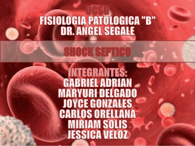Síndrome de respuesta inflamatoria sistémica (SIRS)  Sepsis Sepsis grave  Shock séptico  Posee dos o más de los siguientes...