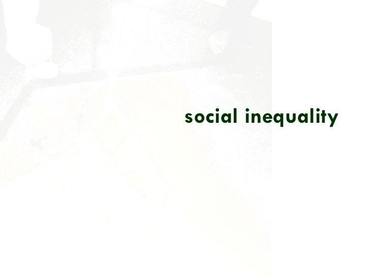 10social inequality