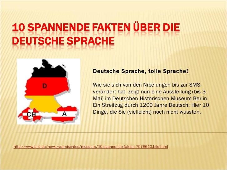 Deutsche Sprache, tolle Sprache!                                         Wie sie sich von den Nibelungen bis zur SMS      ...