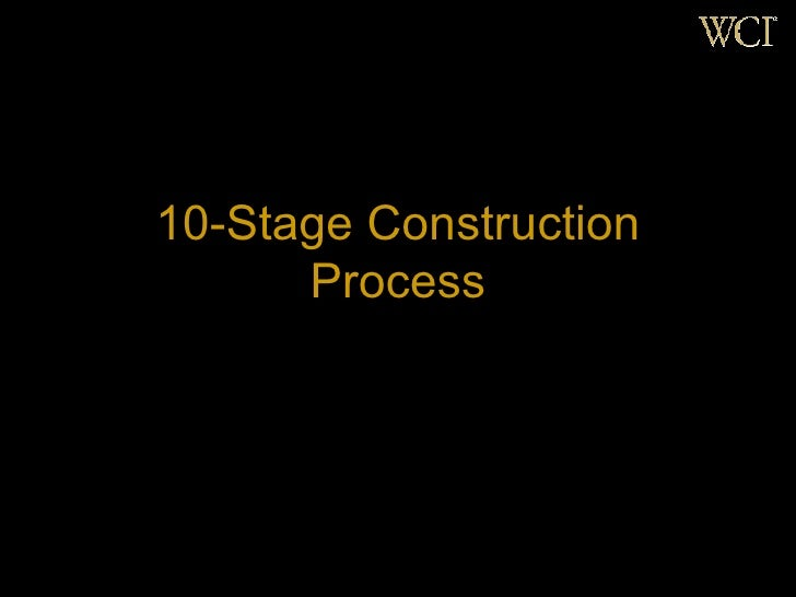 10 Step Construction Process2