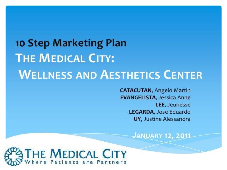 10 step marketing plan   tmc wellness