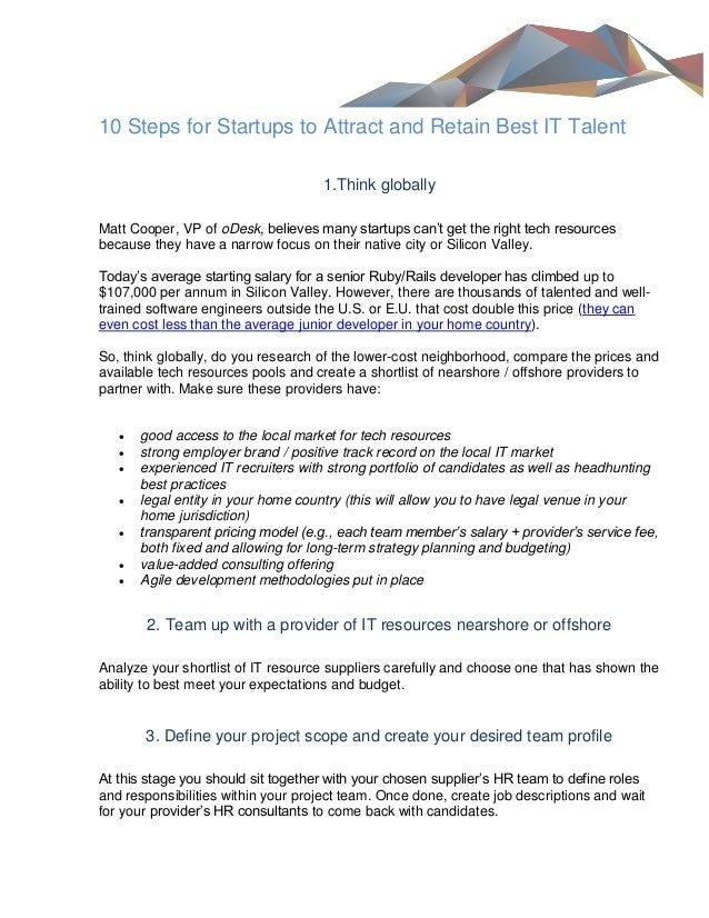 Best Software for Start Ups?