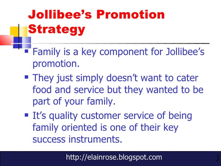 market segmentation of jollibee This report presents quick facts about jollibee food corporation, which is   table 4: restaurant market by segment in india (2015) - percentage share.